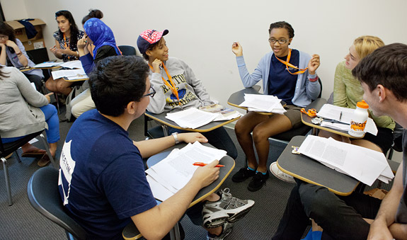 summer creative writing workshops for high school students How to teah reative writing  how to teach creative writing to high school students creative  and there is a wealth of fantastic essays on writing and workshops.